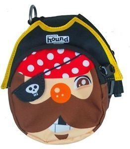 Outward Hound Pal Pak Backpack And Harness W/ Poop Bag Holder Pirate Small (B.A18/C6)