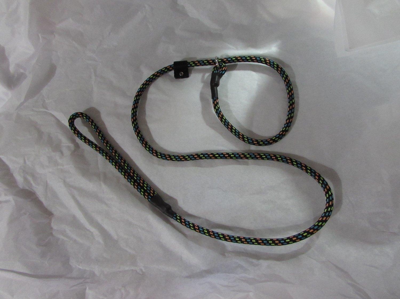 Slip Lead - Braided Adjustable 6 foot (B.79/PR)