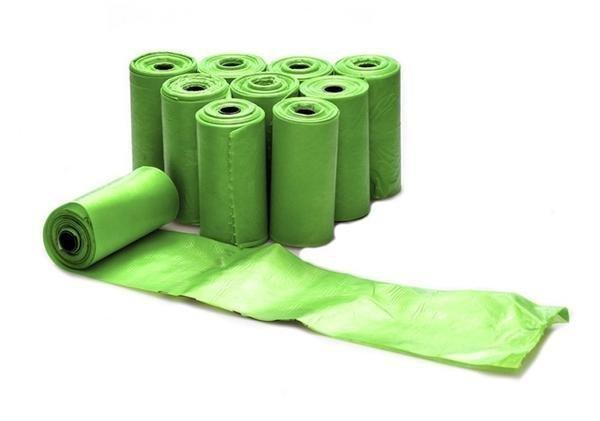 Eco Friendly Poop Bags