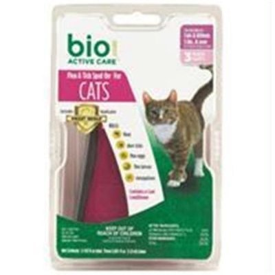Bio Care Flea Treatment Cats N Kittens 5# & Over 3 Month Supply