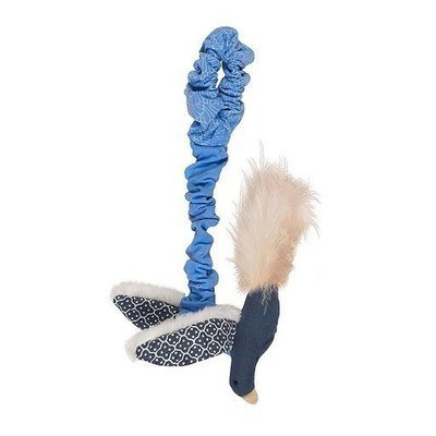 Chomper Door Dangler Hanger Blue Seagull Kitten Cat Toy (B.C8)