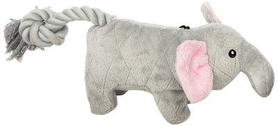 Chomper Gladiator Dog Chew Toy - ELEPHANT  (B.A17/A18/A19)