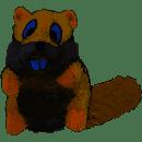Kline Furry Plush Chipmunk Genevieve Dog To (RPAL-B6)