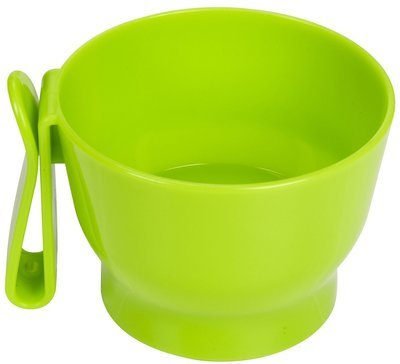 Travel Bowl Green **Also comes in Purple (B.D10)