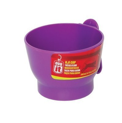 Travel Bowl Purple ** Also Comes in Lime Green (B.D10)