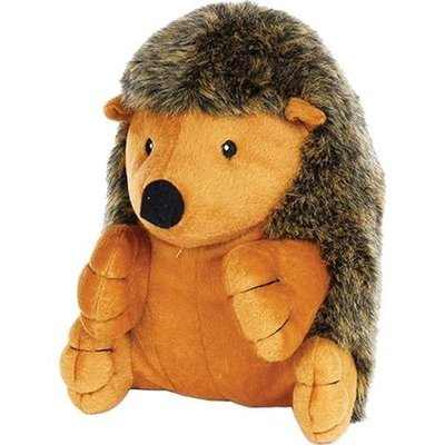 Krislin 9-Inch Hedgehog Dog Toy (B.C7)  **RPAL Team Favorite**