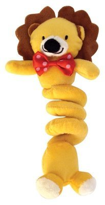 Lion Plush Slinky Toy (RPAL150)