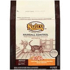 Nutro Natural Choice Chicken & Whole Brown Rice Hairball Control Adult Cat Food, 3 lb. (6/19) (A.N7)