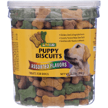 PET LIFT PUPPY BISCUITS ASSORTED FLAVORS 2.2 LBS. (11/18) (T.G1)