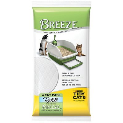 Tidy Cats Breeze Refill Cat Pads (16.9