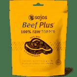Sojos Beef  Topper 4oz (1/19) (T.C9)