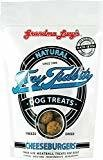 Granma Lucy's Natural Tiny Tidbits Grain-Free Cheeseburger Freeze Dried Dog Treat 6 oz  (3/19) (T.B13)