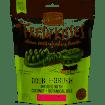 Fresh Kisses Coconut Oil  Botanicals Small Brush Dental Dog Treats, 9 Count (2/19)  (T.B14)