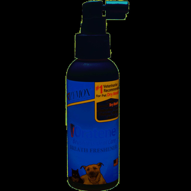Pet King Brands Zymox Breath Freshener, 4-Ounce Pump Bottle (12/18) (O.A1)