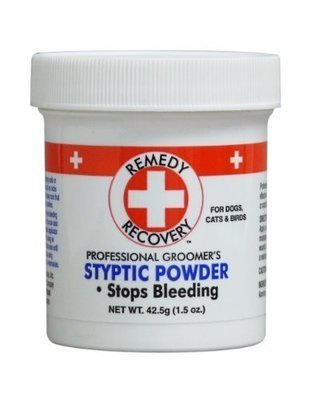 Styptic Powder 1.5 oz (12/19) (O.A2)