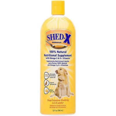 Shed-X Dermaplex Liquid Supplement for Dogs (16 fl. oz.) (3/19) (O.C2)