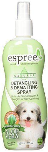 **SALE Espree Detangling & Dematting Spray, (12 Oz) (4/17) (O.C5)