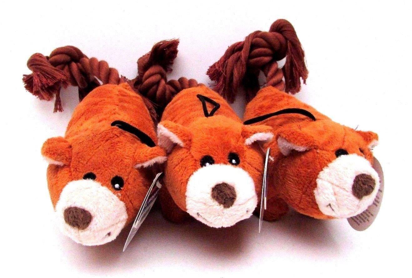 Chomper Gladiator Dog Toy - BEAR (B.A19)