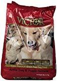 Victor Active Dog And Puppy Formula Grain-free Dry Dog Food, 5-pound (3/19) (A.M3)