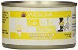 Weruva Chicken Recipe Au Jus Cans Chicken Frick 'a Zee Cat 3.2 Oz. SINGLE CANS (10/20)