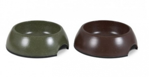 Petmate Eco Pet Bowl - 28 OUNCE - EARTH FOREST GREEN