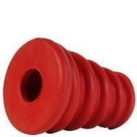 Chomper Mongoose Tpr Treat Dispenser Large - RED (B.A9/A11)