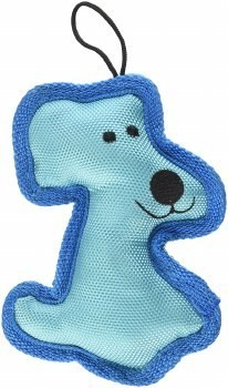 BLUE - Chompers Belted Nylon Toy - BLUE (B.A12)