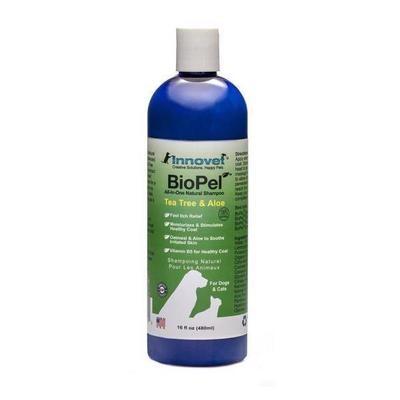 BioPel Tea Tree & Aloe Natural Shampoo 16 oz (A.C1)