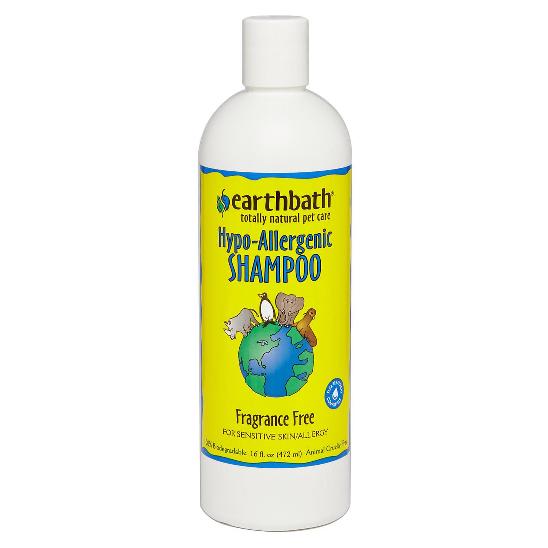Earthbath Hypo-Allergenic Totally Natural Pet Shampoo (16 fl. oz.) (O.Z4/Z5)