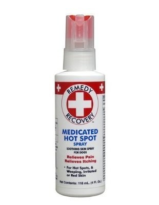**SALE** RESCUE REMEDY Medicated Hot Spot 4 fl. oz (12/18) (O.A3/PR)