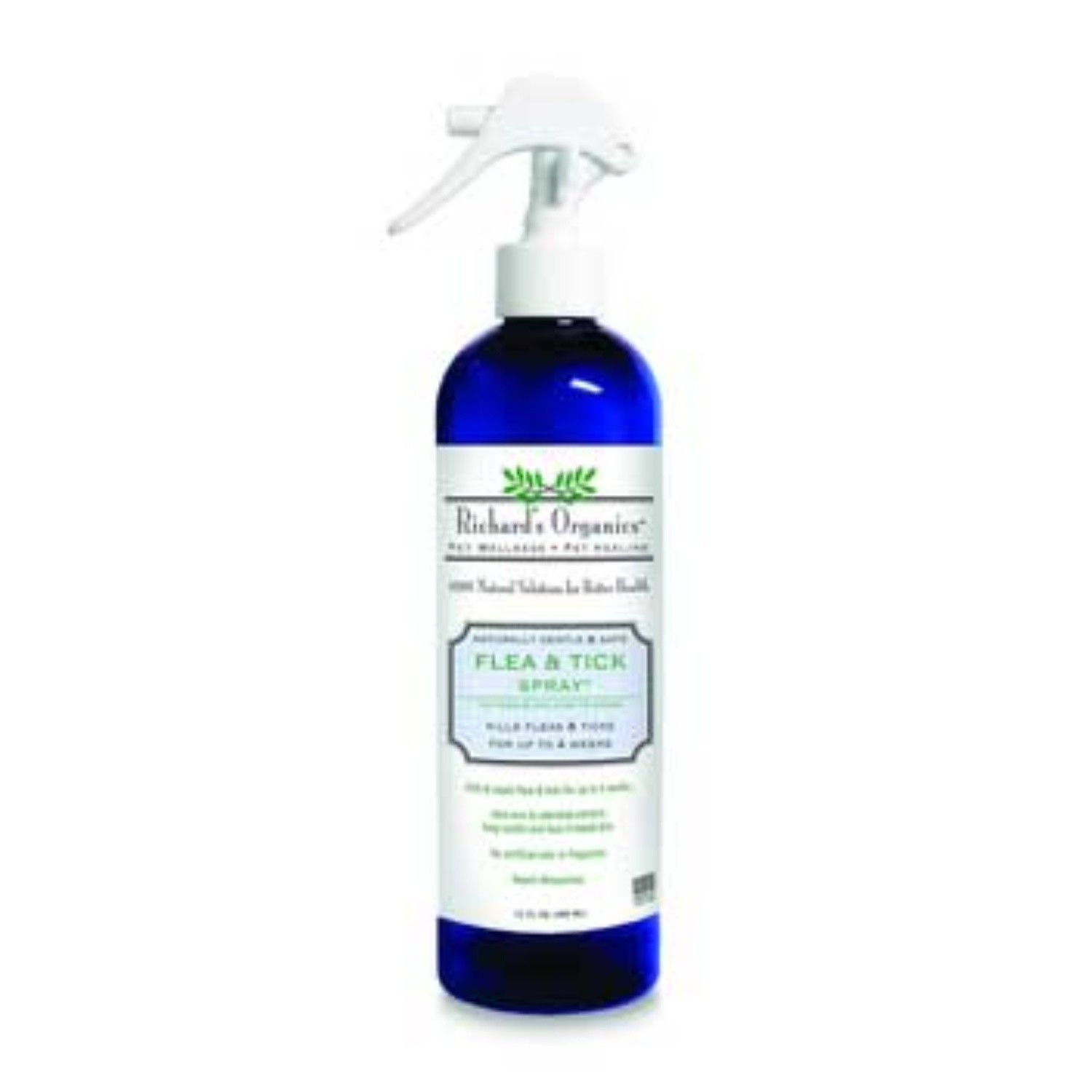 LOCATION ? SynergyLabs Richard's Organics Natural Flea & Tick Spray, 12oz
