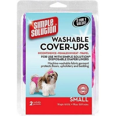 Washable Cover-ups 2 Count Large 18-27