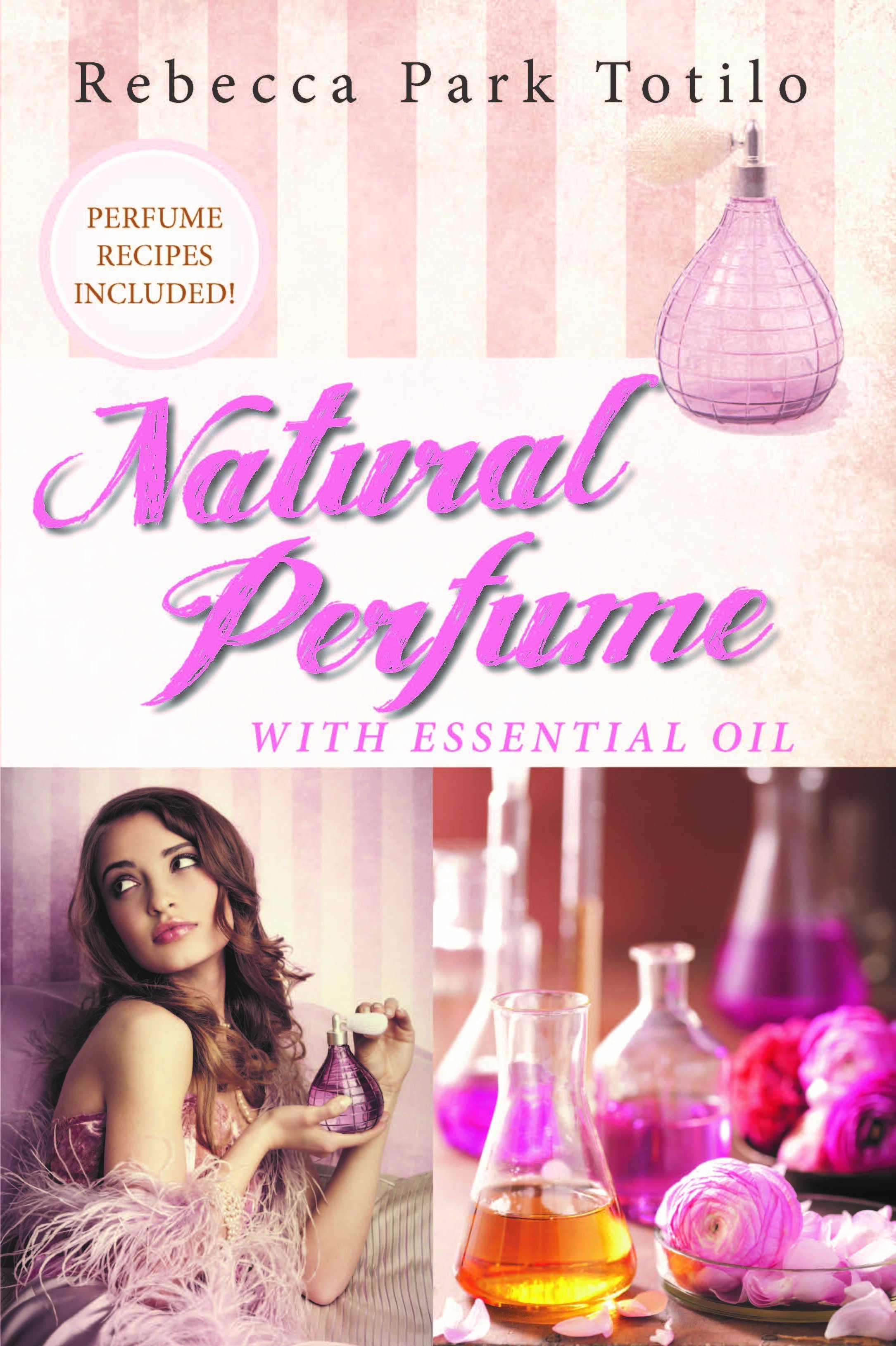 Natural Perfume With Essential Oil BK-NPWEO
