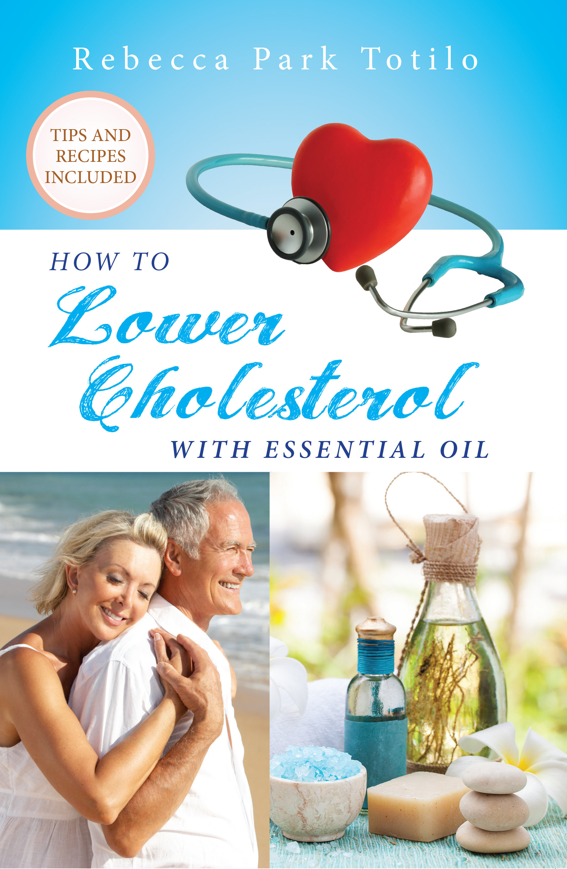 How To Lower Cholesterol With Essential Oil BK-LCWEO