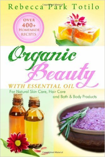 Organic Beauty With Essential Oil BK-OBWEO