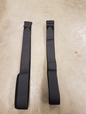 WavePad Military Grade Velcro Staps (2)