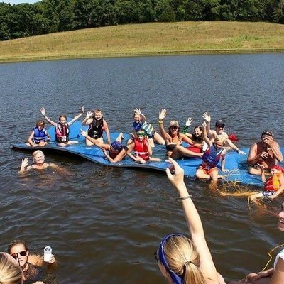 WavePad 18ft x 6ft Water Raft