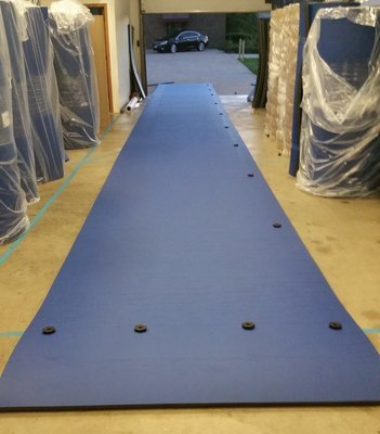 WavePad 60ft x6ft Water Raft