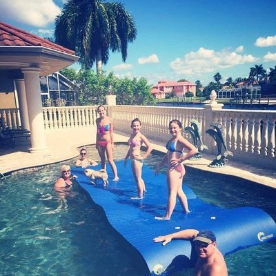 WavePad 16ft x 6ft Water Raft