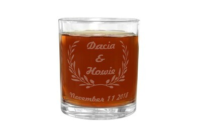 Personalized Plastic Cups with Names & Date