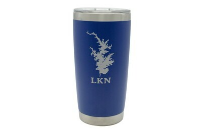 Body of Water w/Location Name Insulated Tumbler 20 oz