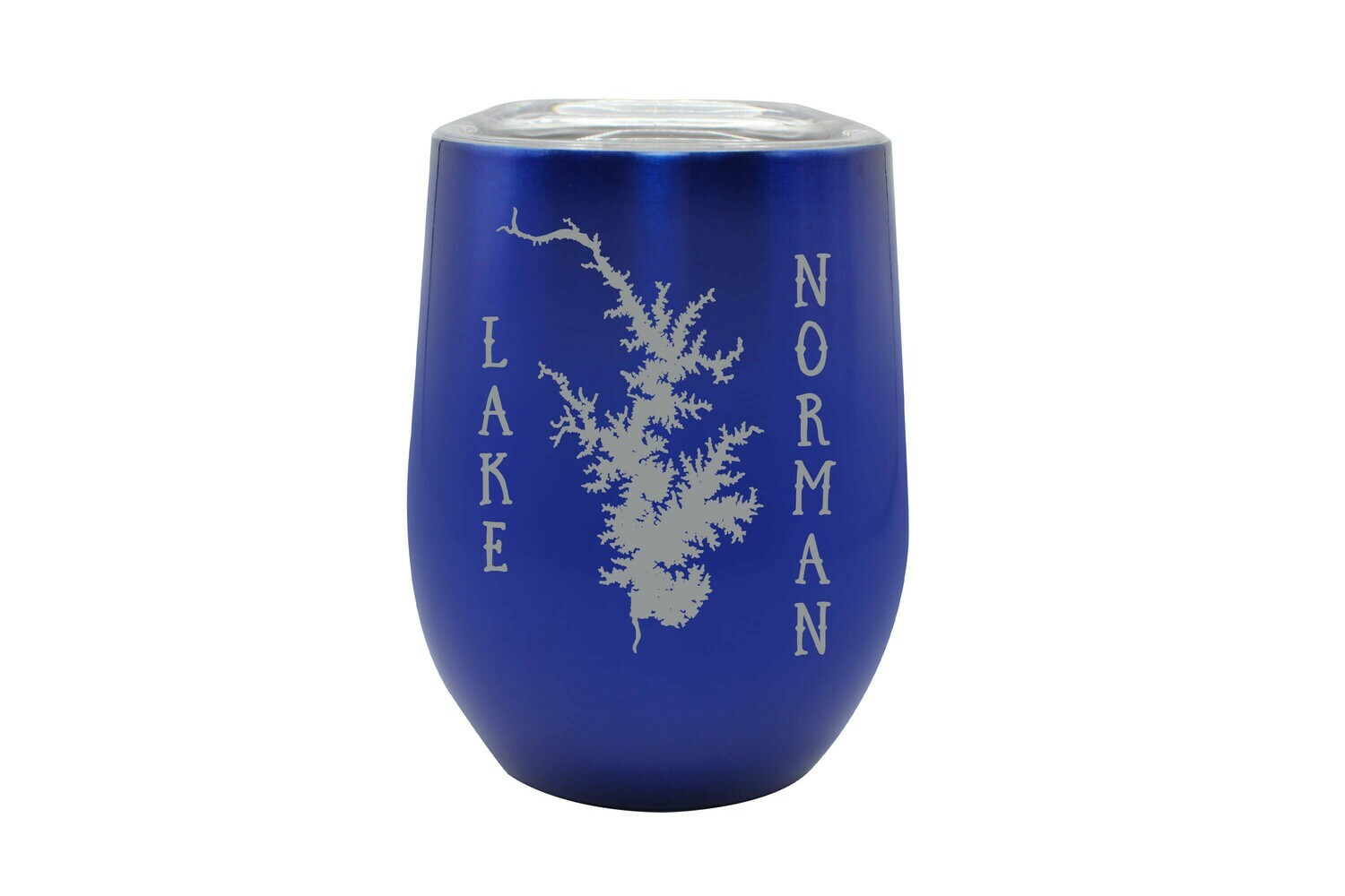 Body of Water & Customized Vertical Location Insulated Tumbler