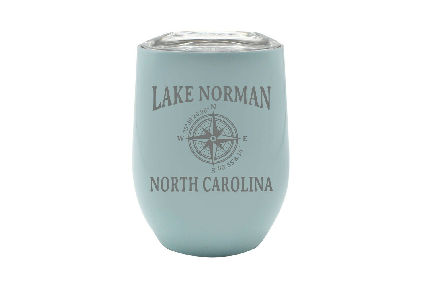 Custom Location with Latitude & Longitude Insulated Tumbler