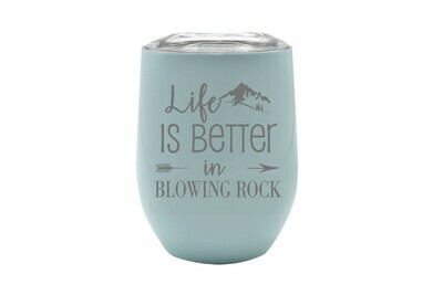 Life is Better Customized with City/Location Insulated Tumbler