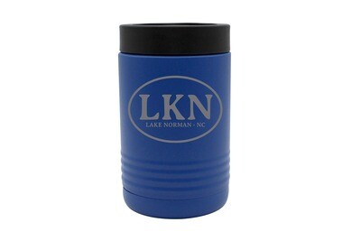 Customized with Initials or Airport Code Insulated Beverage Holder