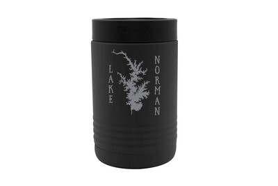 Body of Water & Customized Vertical Location Insulated Beverage Holder