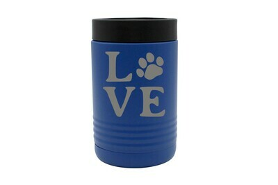 Love Customized with Dog or Cat Print Insulated Beverage Holder