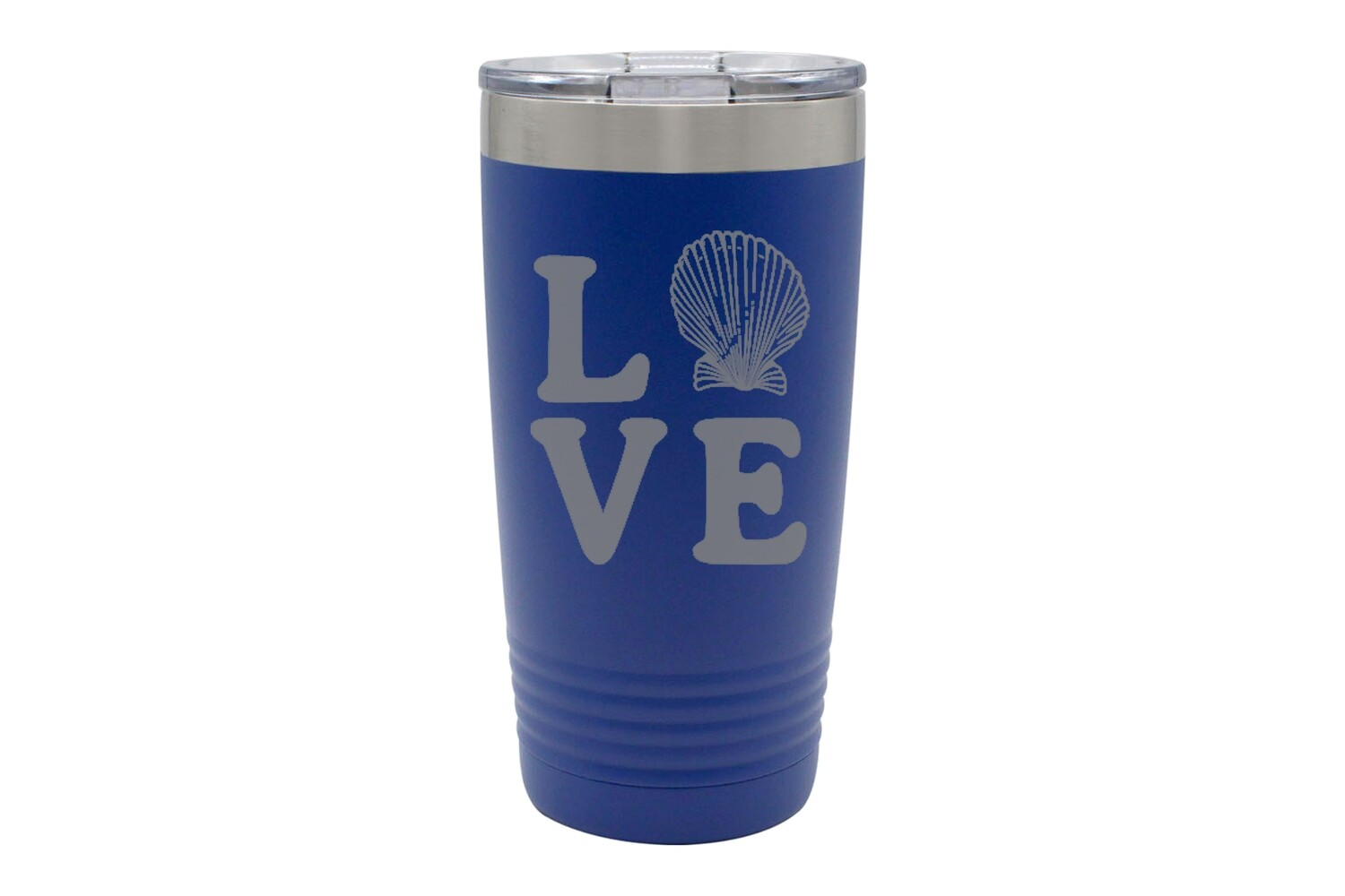 Love with Seashell Insulated Tumbler 20 oz