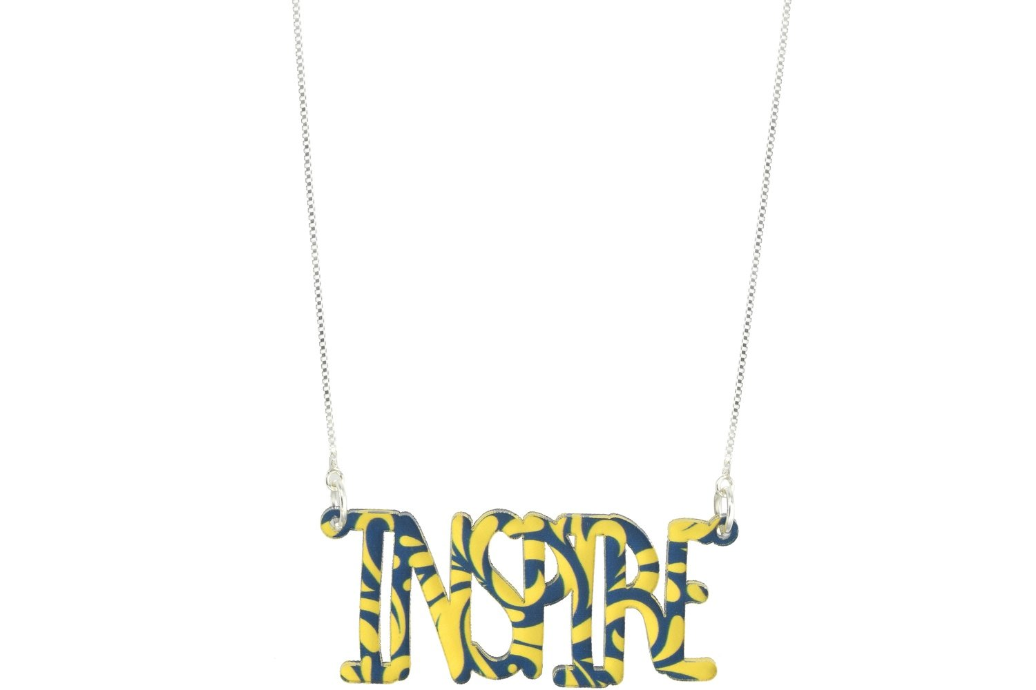 Declaration Style 2 with Duo Necklace