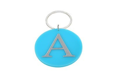 Initial Key Ring